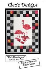 Pink Flamingos Cover