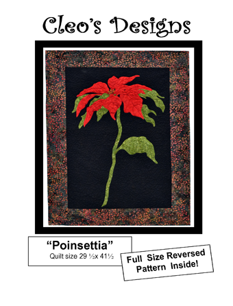 Poinsettia Cover